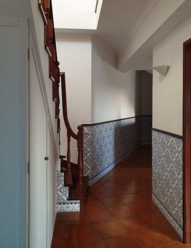 Almagreira House - Spazi Comuni - Corridoio
