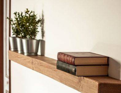 Almagreira House - Shelf Books - Living Room Smart Details