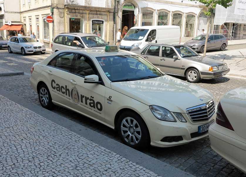 Taxi a Peniche