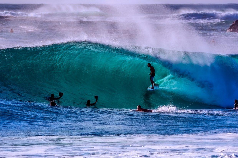 Scuole di surf a Peniche