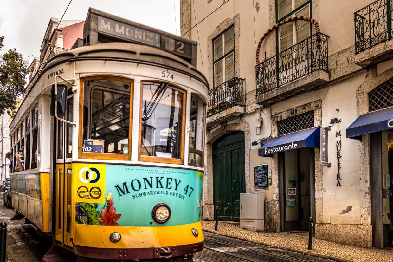 Come andare da Lisbona a Peniche